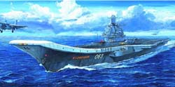 Trumpeter Adm KUZNETSOV CARRIER 1:700   , LIST PRICE $73.95