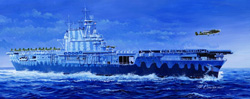 Trumpeter 1/700 USS Hornet CV-8 Carrier, LIST PRICE $33.95