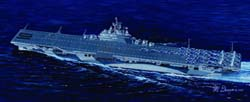 Trumpeter 1/700 USS Yorktown CV10 Carrier, LIST PRICE $32.95