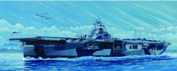 Trumpeter 1/700 USS Franklin CV13 Carrier, LIST PRICE $32.95