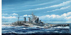 Trumpeter 1/700 HMS Renown British Cruiser, LIST PRICE $35.95