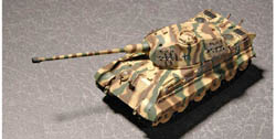 "Trumpeter 1/72 King Tiger ""Porsche Turret, LIST PRICE $19.95"