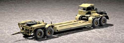 Trumpeter GERMAN Sd.Ah.116 TRAILER 1:72 , LIST PRICE $16.95