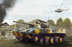 Trumpeter 1:35 RUSSIAN BMD-3 VEHICLE, DUE 3/30/2019, LIST PRICE $69.95