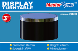 Trumpeter TURNTABLE 84mm X 47mm         , LIST PRICE $12
