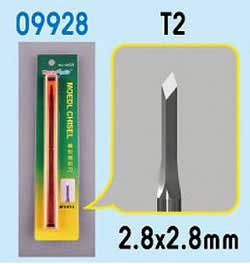Trumpeter MODEL MICRO CHISEL 2.8mm Diamd, LIST PRICE $9.99