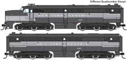 Walthers Mainline HO Alco PA NYC 4202 Lightning Stripe 2 Tone Gray , DUE 3/28/2019, LIST PRICE $159.98