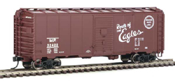 Walthers Mainline HO 40' AAR 1944 Boxcar MP #32422, LIST PRICE $27.98