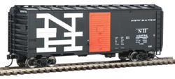Walthers Mainline HO 40' AAR 1944 Boxcar NH #36776, LIST PRICE $27.98