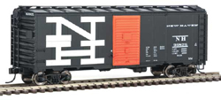 Walthers Mainline HO 40' AAR 1944 Boxcar NH #36825, LIST PRICE $27.98