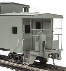 Walthers Mainline HO Caboose Detail Kit, DUE 6/28/2019, LIST PRICE $9.98