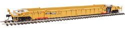 Walthers Mainline HO 53' 3 Well TTX #786929, LIST PRICE $89.98