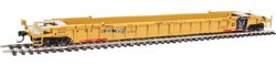 Walthers Mainline HO 53' 3 Well TTX #787041, LIST PRICE $89.98