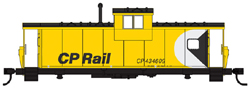Walthers Mainline HO Int Extended WV Caboose CP 434609 , DUE 6/28/2019, LIST PRICE $34.98