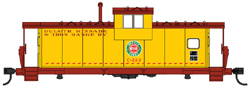Walthers Mainline HO Int Extended WV Caboose DM&IR 222 Safety First, LIST PRICE $34.98