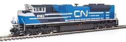 Walthers Mainline HO SD70ACe DC CN 8103, LIST PRICE $129.98