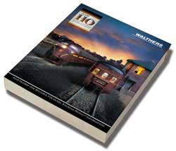 Walthers 2016 HO Catalog, LIST PRICE $15.98