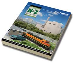 Walthers 2016 N&Z Catalog, LIST PRICE $15.98