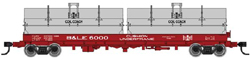 Proto by Walthers HO 50' Cshn Coil B&LE #6000, DUE 3/28/2020, LIST PRICE $59.98