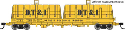 Proto by Walthers HO 50' Cshn Coil DT&I #1132, DUE 3/28/2020, LIST PRICE $59.98