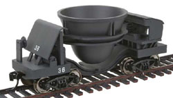 Proto by Walthers HO Slag Car 2/, DUE 6/28/2020, LIST PRICE $69.98