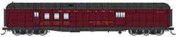 Proto by Walthers HO 70ft HW RPO Bgge Car RTR Soo Line Clerestory Roo, LIST PRICE $84.98