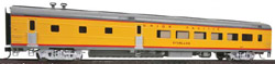 Proto by Walthers HO 85' ACF 48-Seat Diner UP Heritage UPP 302 Overland , DUE 10/28/2019, LIST PRICE $84.98