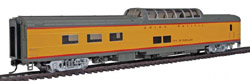 Proto by Walthers HO 85' ACF Dome Diner UP Heritage UPP 8008 City of Portld, DUE 10/28/2019, LIST PRICE $94.98