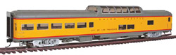 Proto by Walthers HO 85' ACF Dome Lnge UP Heritage UPP 9009 City of SF, DUE 10/28/2019, LIST PRICE $94.98