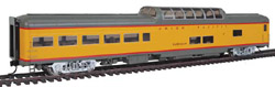 Proto by Walthers HO 85' ACF Dome Lnge UP Heritage UPP 9004 Harriman, DUE 10/28/2019, LIST PRICE $94.98