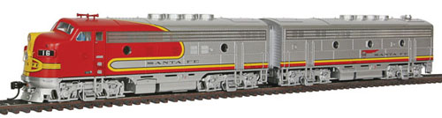 Proto by Walthers HO EMD 16Class F3 Long Bonnet A-B Set #16L/16A w/Snd, LIST PRICE $529.98