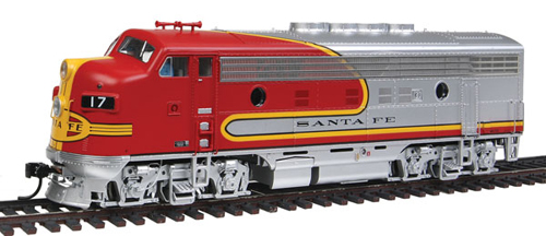 Proto by Walthers HO EMD 16Class F3 Long Bonnet A #17C w/Snd, LIST PRICE $269.98
