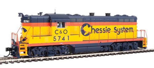 Proto by Walthers HO EMD GP7 Snd Chessie System C&O 5741, DUE 12/28/2019, LIST PRICE $299.98