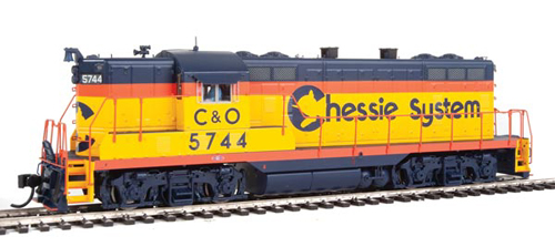 Proto by Walthers HO EMD GP7 Snd Chessie System C&O 5744, DUE 12/28/2019, LIST PRICE $299.98