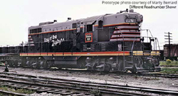 Proto by Walthers HO EMD GP7 Snd CB&Q 202, DUE 12/28/2019, LIST PRICE $299.98