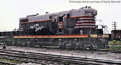 Proto by Walthers HO EMD GP7 Snd CB&Q 226, DUE 12/28/2019, LIST PRICE $299.98