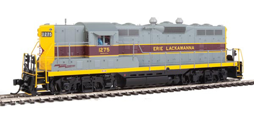 Proto by Walthers HO EMD GP7 Snd Erie Lackawanna 1275, DUE 12/28/2019, LIST PRICE $299.98