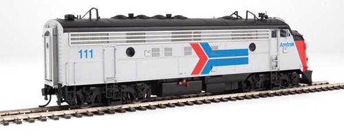 Proto by Walthers HO EMD FP7 Amtrak ex-SP #111 Snd, DUE 12/30/2020, LIST PRICE $279.98
