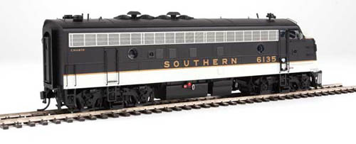 Proto by Walthers HO EMD FP7 Southern RW #6135 Snd, DUE 12/30/2020, LIST PRICE $279.98