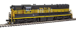 Proto by Walthers HO EMD SD9 DC NKP 347, LIST PRICE $199.98