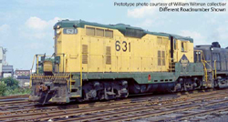 Proto by Walthers HO EMD GP7 Reading 629, DUE 12/28/2019, LIST PRICE $199.98