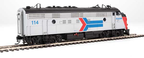 Proto by Walthers HO EMD FP7 Amtrak ex-SP #114 , DUE 12/30/2020, LIST PRICE $189.98