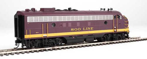 Proto by Walthers HO EMD FP7 Soo Line maroon #503A , DUE 12/30/2020, LIST PRICE $189.98