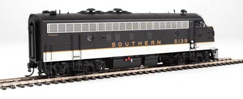 Proto by Walthers HO EMD FP7 Southern RW #6139 , DUE 12/30/2020, LIST PRICE $189.98