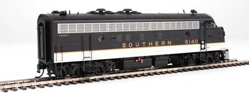 Proto by Walthers HO EMD FP7 Southern RW #6140 , DUE 12/30/2020, LIST PRICE $189.98