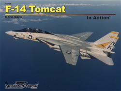 Squadron Publications F-14 Tomcat in Action, LIST PRICE $19.95