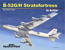 Squadron Publications B-52G/H Stratofortress In Action, LIST PRICE $18.95