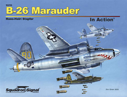 Squadron Publications B-26 Marauder In Action, LIST PRICE $18.95