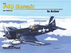 Squadron Publications F4U Corsair in Action, LIST PRICE $18.95