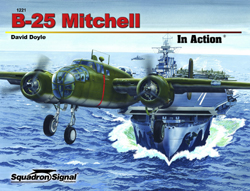 Squadron Publications B-25 Mitchell In Action, LIST PRICE $18.95